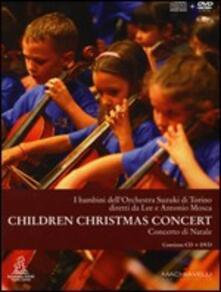 Children Christmas Concert - CD Audio di Bambini dell'Orchestra Suzuki di Torino