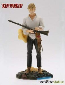 Ken Parker. Berdardi & Milazzo Limited Edition Statua