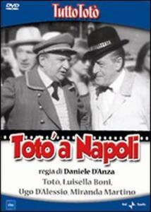 Totò a Napoli di Daniele D'Anza - DVD