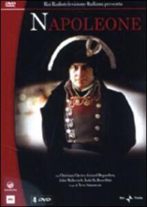 Napoleone (4 DVD) di Yves Simoneau - DVD