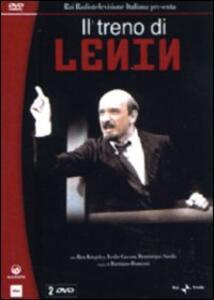 Il treno di Lenin (2 DVD) di Damiano Damiani - DVD