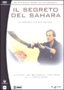 Il segreto del Sahara (2 DVD) di Alberto Negrin - DVD