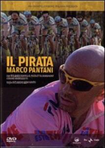 Il Pirata Marco Pantani di Claudio Bonivento - DVD
