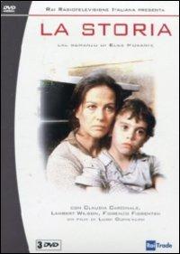 Cover Dvd La Storia