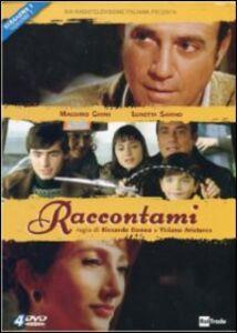 Film Raccontami. Stagione 1. Vol. 1 Riccardo Donna , Tiziana Aristarco