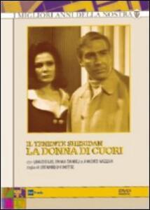 Il tenente Sheridan. La donna di cuori (3 DVD) di Leonardo Cortese - DVD