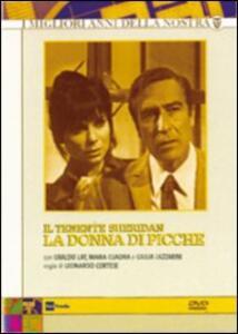 Il tenente Sheridan. La donna di picche (3 DVD) di Leonardo Cortese - DVD