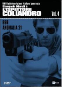 L' ispettore Coliandro. Vol. 4 (2 DVD) di Manetti Bros. - DVD