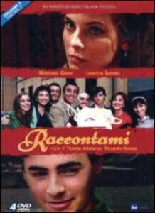 Raccontami. Stagione 2. Vol. 2 (4 DVD) di Riccardo Donna,Tiziana Aristarco - DVD