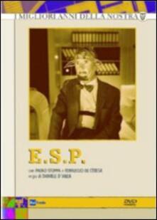 E. S. P. (2 DVD) di Daniele D'Anza - DVD