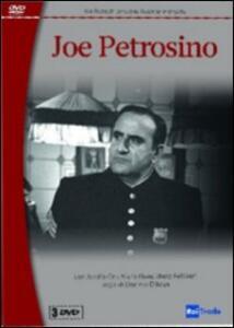 Joe Petrosino (3 DVD) di Daniele D'Anza - DVD