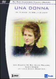 Una donna (3 DVD) di Gianni Bongioanni - DVD