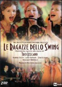 Cover Dvd ragazze dello swing (DVD)