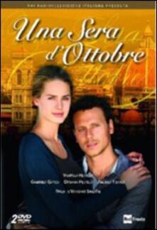 Una sera d'ottobre (2 DVD) di Vittorio Sindoni - DVD