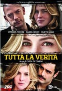 Tutta la verità (2 DVD) di Cinzia Th Torrini - DVD