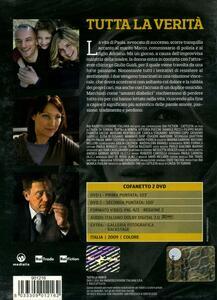 Tutta la verità (2 DVD) di Cinzia Th Torrini - DVD - 2