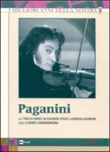 Paganini (2 DVD) di Dante Guardamagna - DVD