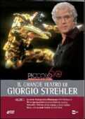 Film Piccolo Teatro di Milano. Il grande teatro di Giorgio Strehler. Vol. 2 Giorgio Strehler