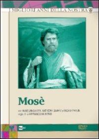 Cover Dvd Mosè