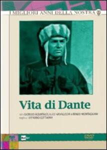 Vita di Dante (2 DVD) di Vittorio Cottafavi - DVD