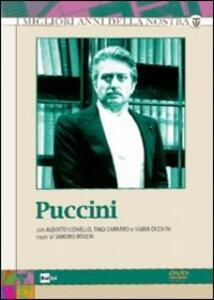 Puccini (2 DVD) di Sandro Bolchi - DVD