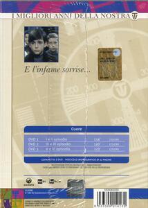 Cuore (3 DVD) di Luigi Comencini - DVD - 2