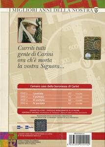 L' amaro caso della baronessa di Carini (4 DVD) di Daniele D'Anza - DVD - 2