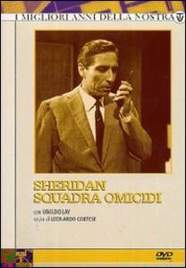 Sheridan, squadra omicidi (3 DVD) di Leonardo Cortese - DVD