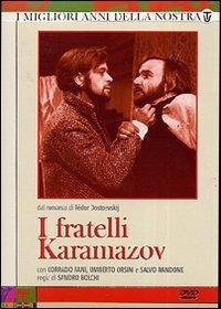 Locandina I fratelli Karamazov
