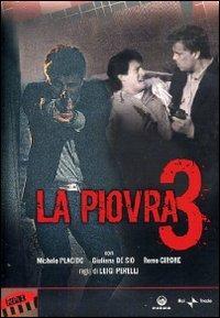 Cover Dvd La piovra 3