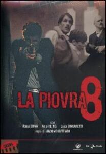 La Piovra 8. Lo scandalo di Giacomo Battiato - DVD
