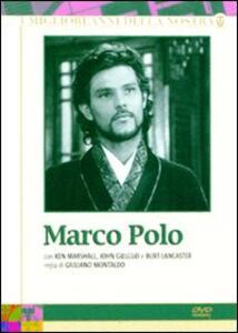 Marco Polo (4 DVD) di Giuliano Montaldo,Maurizio Lucidi - DVD