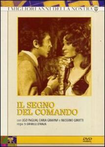 Il segno del comando (3 DVD) di Daniele D'Anza - DVD