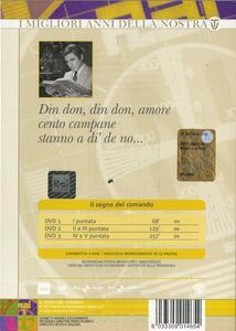 Il segno del comando (3 DVD) di Daniele D'Anza - DVD - 2