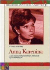 Locandina Anna Karenina