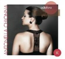 Adiafora - CD Audio di Antonella Chionna