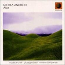Alba - CD Audio di Nicola Andrioli