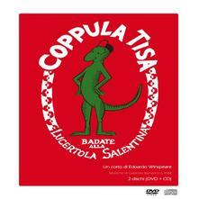 Coppula Tisa. Badate alla lucertola salentina - CD Audio + DVD di Gabriele Rampino,KSM
