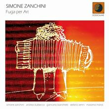 Fuga per Art - CD Audio di Simone Zanchini