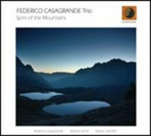 Spirit of the Mountains - CD Audio di Federico Casagrande