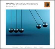 Sonata a 3+2 - CD Audio di Trio Barracina,Mariano Di Nunzio