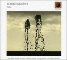 Seta - CD Audio di Lorelei Quartet