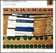 Clouds Digger - CD Audio di Emilio Marinelli