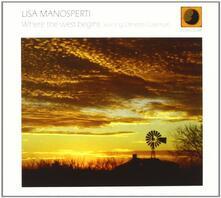 Where the West Begins - CD Audio di Lisa Manosperti
