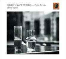 Minor Time - CD Audio di Roberto Zanetti