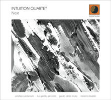 Next - CD Audio di Intuition Quartet