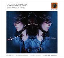 Emit. Rotator Tenet - CD Audio di Camilla Battaglia