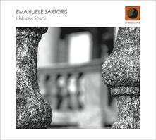 I nuovi studi - CD Audio di Emanuele Sartoris