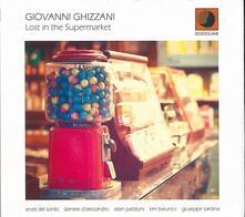 Lost in the Supermarket - CD Audio di Giovanni Ghizzani