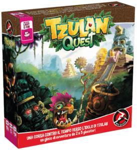 Tzulan Quest - 2